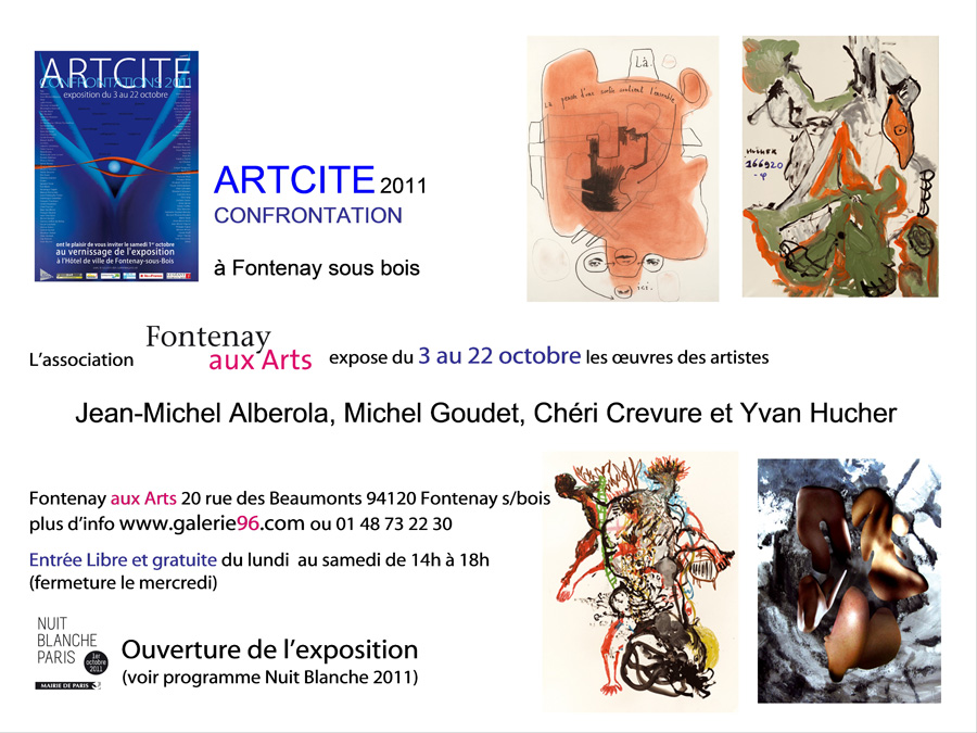 artcite 2011 invitation
